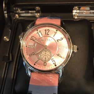 Ritmo Mundo Divina Watch Pink